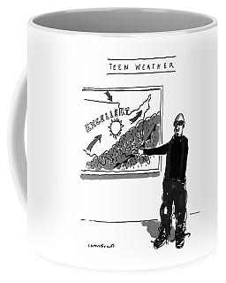Teen Weather Coffee Mug