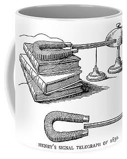 Telegraph, 1832 Coffee Mug