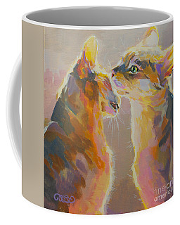 Telling Secrets Coffee Mug