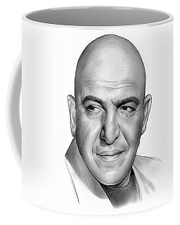 Telly Savalas Coffee Mug