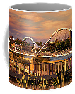 Tempe Pedestrian Bridge Coffee Mug