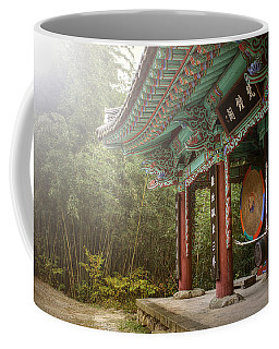 Temple Drum Coffee Mug