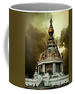 Temple Of Clouds  Coffee Mug