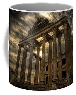 Temple Of Diana Coffee Mug