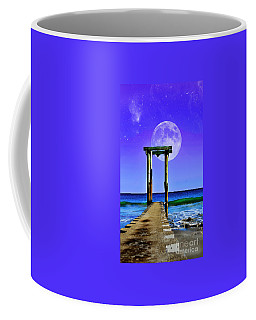 Temple Of The Atlantic Coffee Mug