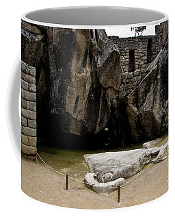 Temple Of The Condor Coffee Mug