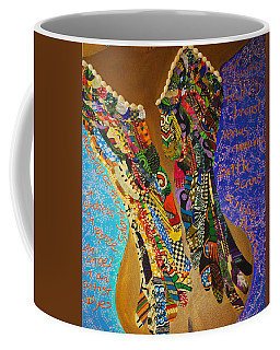 Temple Of The Goddess Eye Vol 1 Coffee Mug by Apanaki Temitayo M