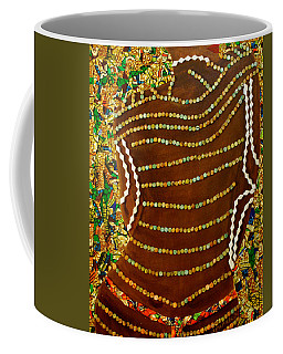 Temple Of The Goddess Eye Vol 2 Coffee Mug by Apanaki Temitayo M
