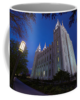 Temple Perspective Coffee Mug