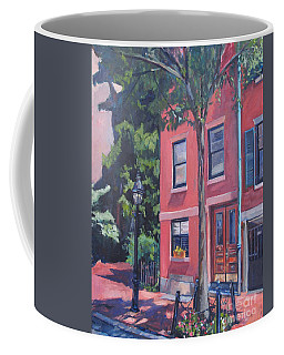 Temple Street Beacon Hill Coffee Mug