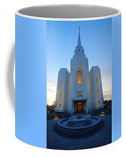 Temple Work Coffee Mug