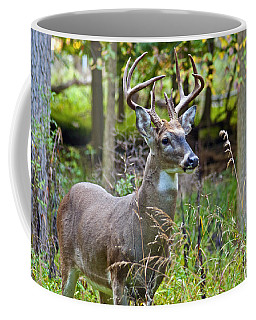 Ten Point Standing Proud Coffee Mug
