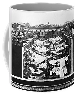 Tenement Housing Laundry Coffee Mug