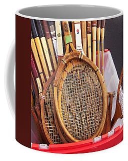 Tennis Anyone Coffee Mug