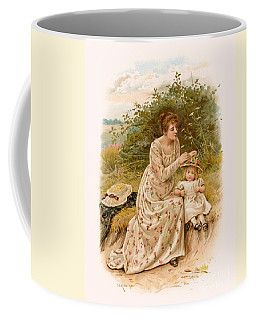 Tennyson S Dora Coffee Mug