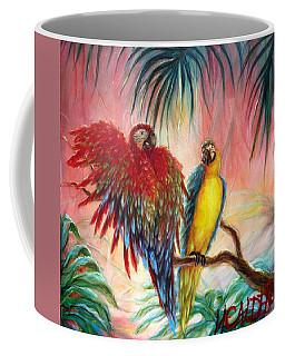 Tequila Y Rosita Coffee Mug by Heather Calderon