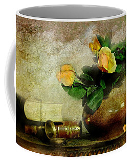 Terra Cotta Rose Coffee Mug