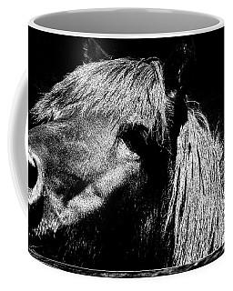 Teton Horse Coffee Mug