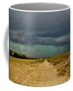 Texas Blue Thunder Coffee Mug