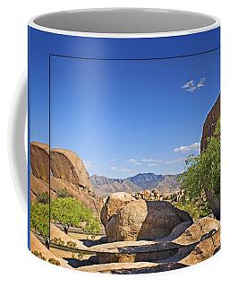 Texas Canyon 2 Coffee Mug