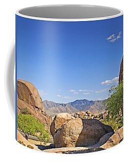 Texas Canyon Coffee Mug