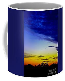 Texas Hill Country Sunset Coffee Mug