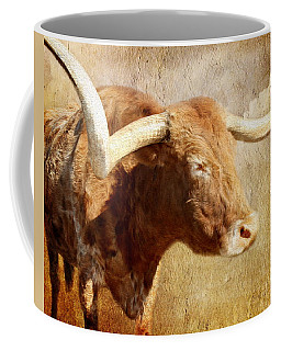 Texas Longhorn Coffee Mug