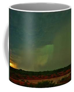 Texas Microburst Coffee Mug by Ed Sweeney