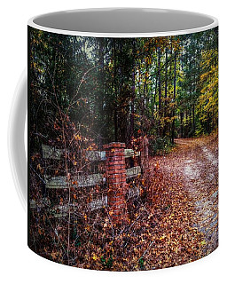 Texas Piney Woods Coffee Mug