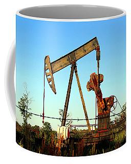 Texas Pumping Unit Coffee Mug