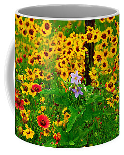 Texas Spring Delight Coffee Mug