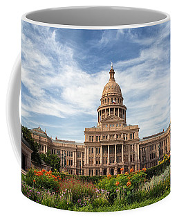 Texas State Capitol II Coffee Mug