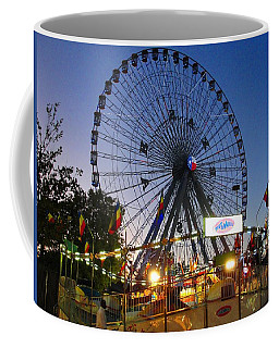 Texas State Fair Coffee Mug