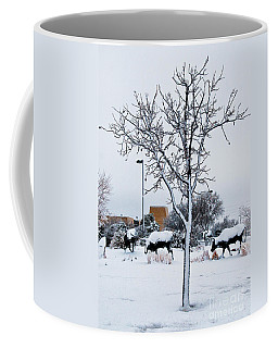 Coffee Mug featuring the photograph Heritage Grounds by Mae Wertz