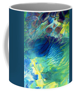 Textured Abstract 5 Coffee Mug