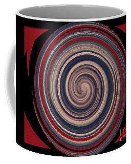 Textured Matt Finish Coffee Mug by Catherine Lott