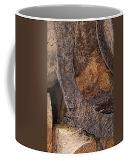 Textures 2 Coffee Mug by Fran Riley