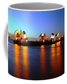 Coffee Mug featuring the photograph London Thames River by Mariusz Czajkowski