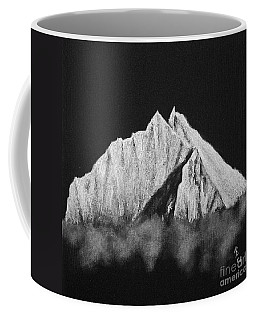 Thamserku  Coffee Mug by Rudi Prott