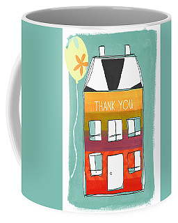 Thank You Card Coffee Mug