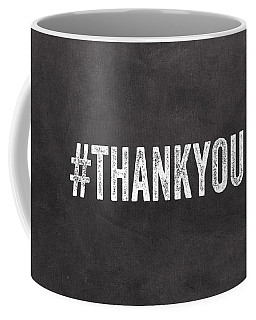 Thank You- Greeting Card Coffee Mug
