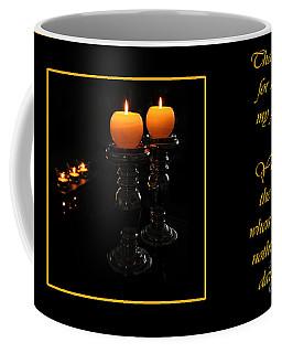 Coffee Mug featuring the photograph Thank You  by Randi Grace Nilsberg
