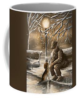 Thanks For The Good Times Coffee Mug by Veronica Minozzi
