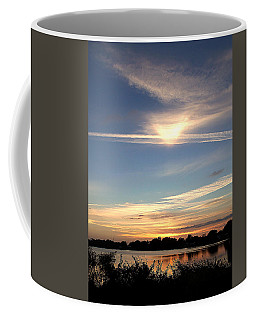 Coffee Mug featuring the photograph Thanksgiving 000 by Chris Mercer