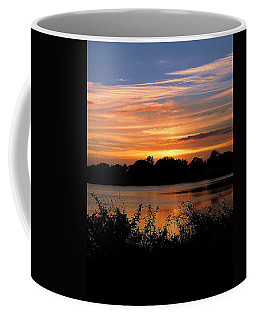 Coffee Mug featuring the photograph Thanksgiving 002 by Chris Mercer