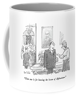 That One Is For Learning The Lesson Coffee Mug