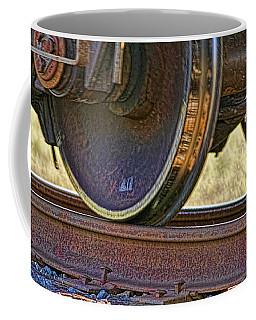 That Train Just Keeps A Rollin Coffee Mug by Gary Holmes
