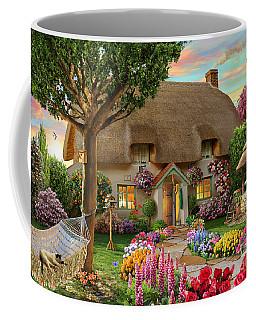 Thatched Cottage Coffee Mug