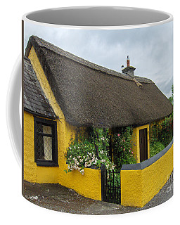 Thatched House Ireland Coffee Mug