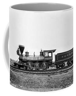 Thatcher Perkins Locomotive Coffee Mug